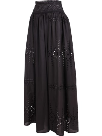 Ermanno Scervino Cotton Skirt