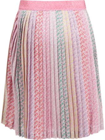 Little Marc Jacobs Multicolor Skirt For Girl