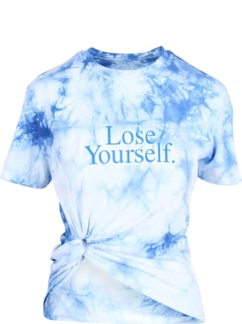Paco Rabanne 'lose Yourself' Cotton T-shirt