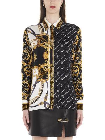 Versace 'heritage Signature' Shirt