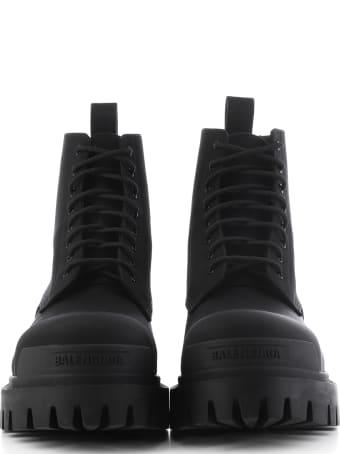 Balenciaga Black Boots
