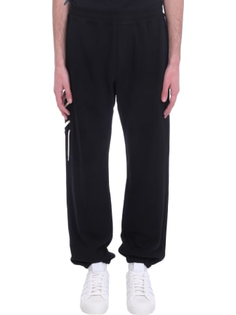 Craig Green Laced Pants In Black Cotton