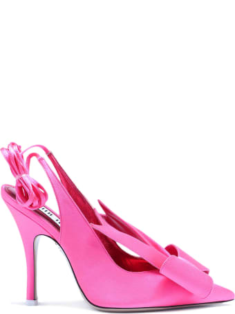 The Attico High Heel Slingback