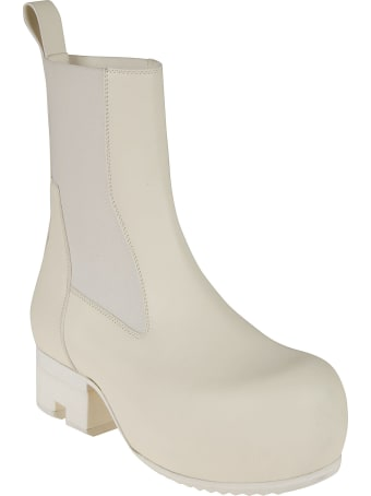 Rick Owens Beatle Ballast Boots