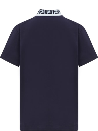 Fendi Kids Polo Shirt