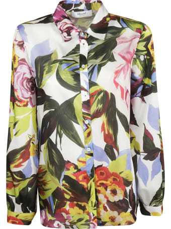 Blugirl Floral Printed Shirt