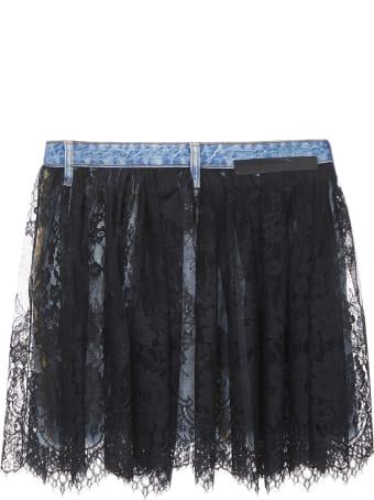 Ben Taverniti Unravel Project Unravel Project Skirt