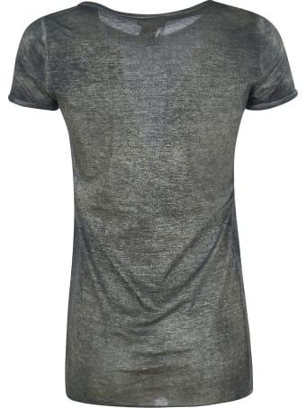 Avant Toi Slim Color Faded T-shirt