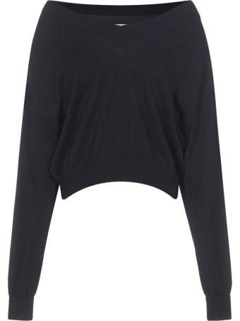 Maison Margiela V Neck Sweater