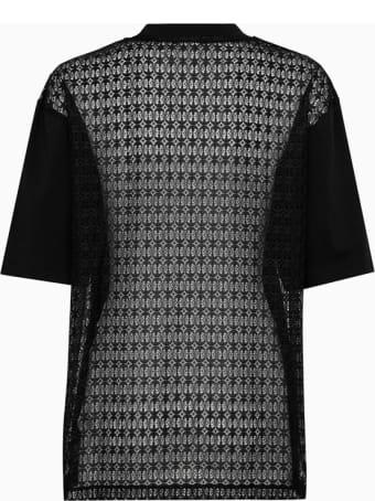 Adidas Originals Adidas Original Lace Back T-shirt Fm1737
