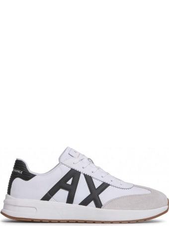 Armani Collezioni Armani Exchange Sneakers Bianco Uomo