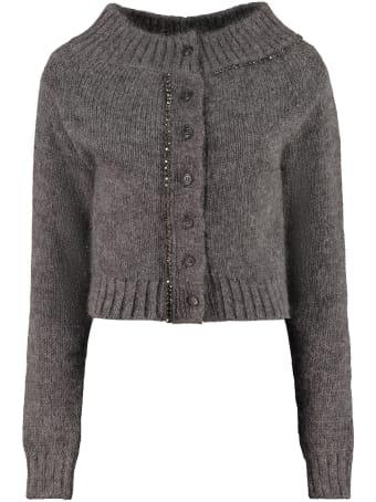 N.21 Wool Cardigan
