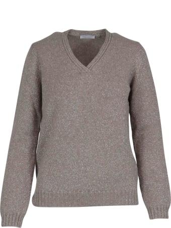 Gran Sasso Pullover Lurex Sweater