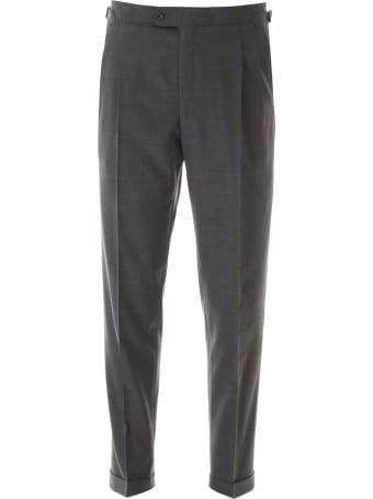 CC Collection Corneliani Classic Wool Trousers
