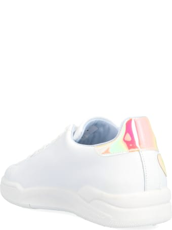 Chiara Ferragni 'reflective Heart' Shoes