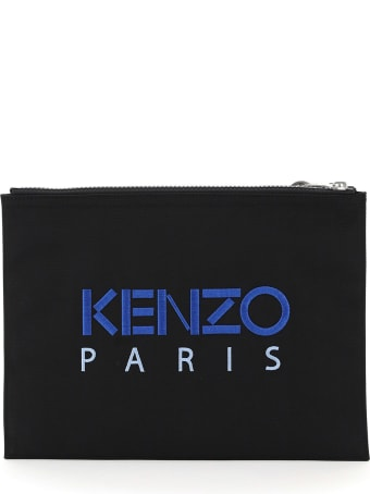 Kenzo Tiger Large Pouch