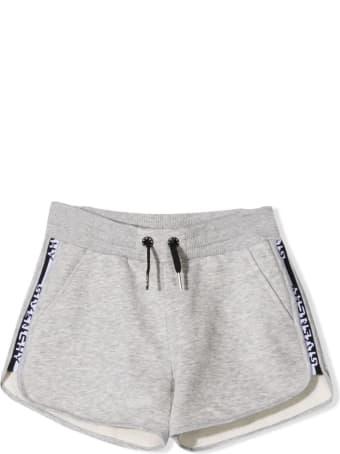 Givenchy Grey Cotton Shorts
