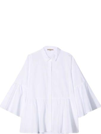 Elie Saab White Shirt