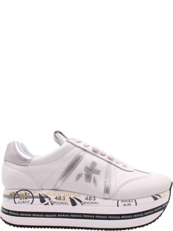 Premiata 'beth 4080' Leather Sneakers