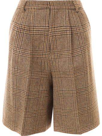 Celine Bermuda Shorts