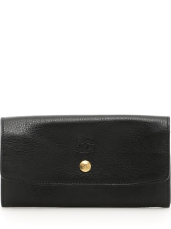 Il Bisonte Smooth Leather Wallet