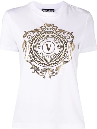 Versace Jeans Couture Versace T-shirt Bianca Donna