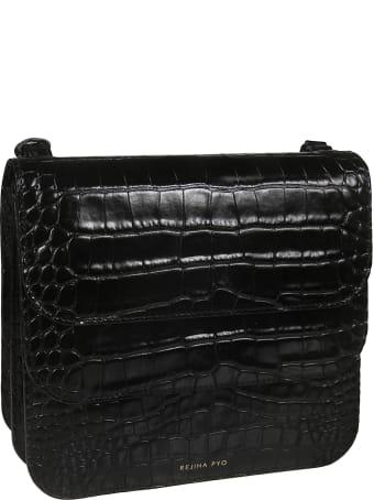 Rejina Pyo Embossed Shoulder Bag