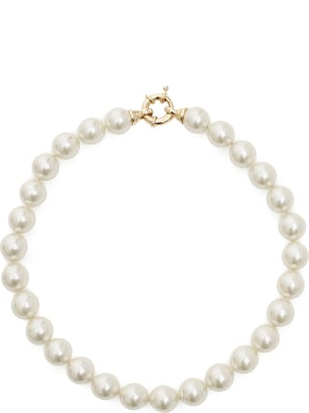 Timeless Pearly Pearl Necklace