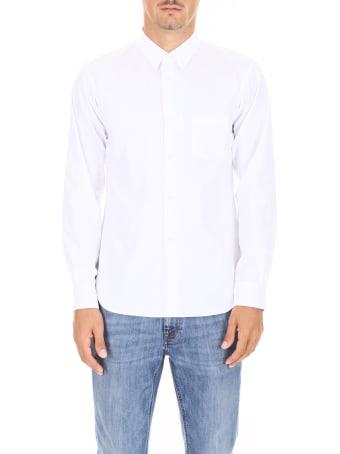 Comme des Garçons Shirt Boy Shirt With Logo On The Back