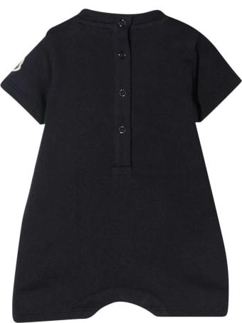 Moncler Black Baby Suit