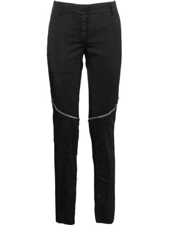 1017 ALYX 9SM Black Skinny Trousers