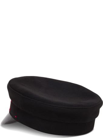 Ruslan Baginskiy Backer Hat In Wool