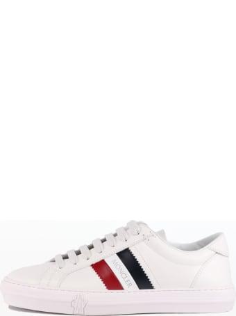 Moncler Sneaker New Monaco White