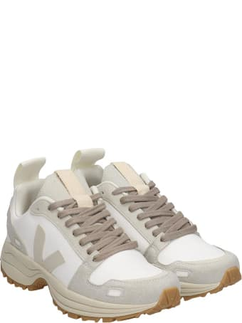 Veja Veja Hiking Sneakers In White Leather