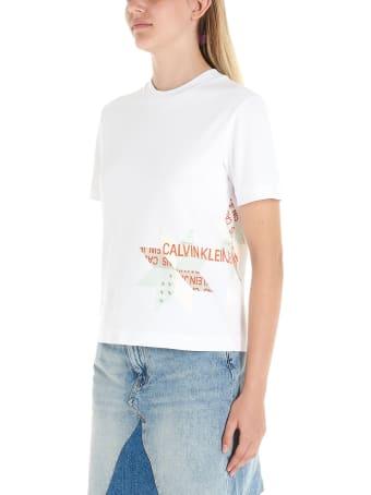 Calvin Klein Jeans 'istitutional Quilt' T-shirt