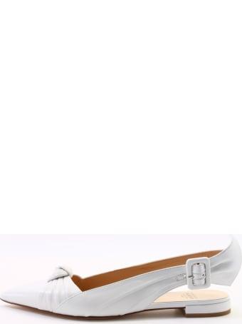 Francesco Russo Slingbask Knot White