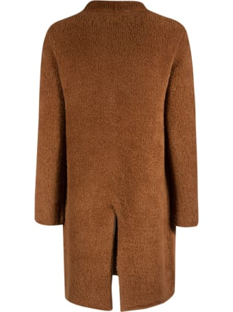 Laneus Rear Slit Coat