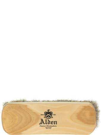 Alden Signature Horsehair Shoe Brush