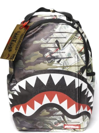 Sprayground Psycho Shark Pvc Backpack