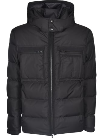 Fay Two Chest Pockets Padded Jacket