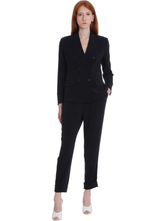 Brag-Wette Blazer In Blue Tech/synthetic