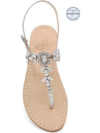 Dea Sandals Marina Grande Flip Flops Thong Sandals