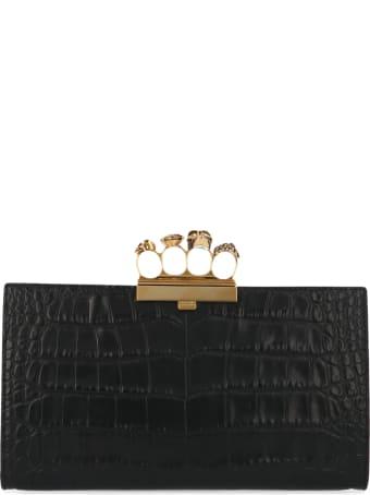 Alexander McQueen 'four Rings' Bag