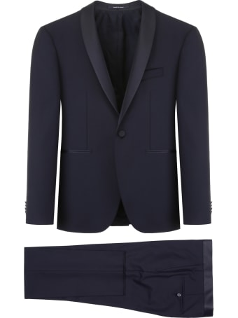 Tagliatore Bruce Two-piece Suit