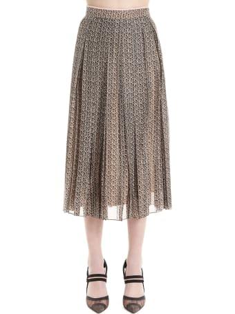 Fendi 'petali' Skirt