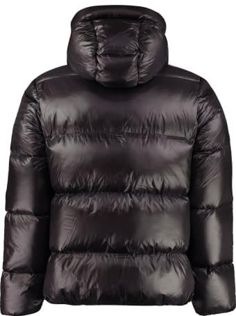 Pyrenex Hooded Short Down Jacket