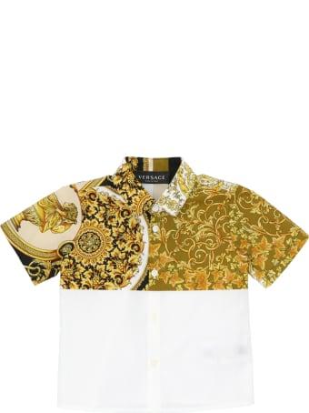 Young Versace 'barocco' Shirt