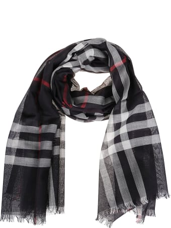 Burberry Sciarpa Giant Check