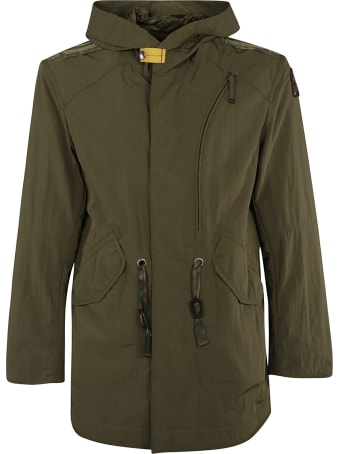 Parajumpers Drawstring-waist Hooded Jacket