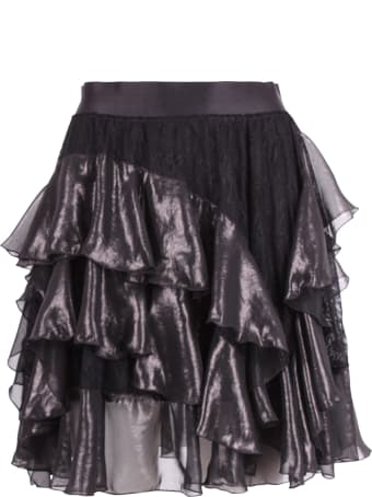 Faith Connexion Polyamide Skirt